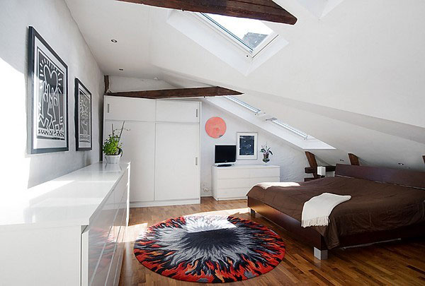39 ügyesen kihasznált tetőtéri szoba – BuzzBlog